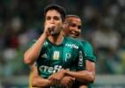 Com gols e choro de Deyverson, Palmeiras goleia Sport e se garante no G-4 - Daniel Vorley/AGIF
