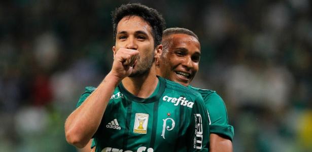 Palmeiras atropelou o Sport e se garantiu na fase de grupos da Libertadores em 2 - Daniel Vorley/AGIF