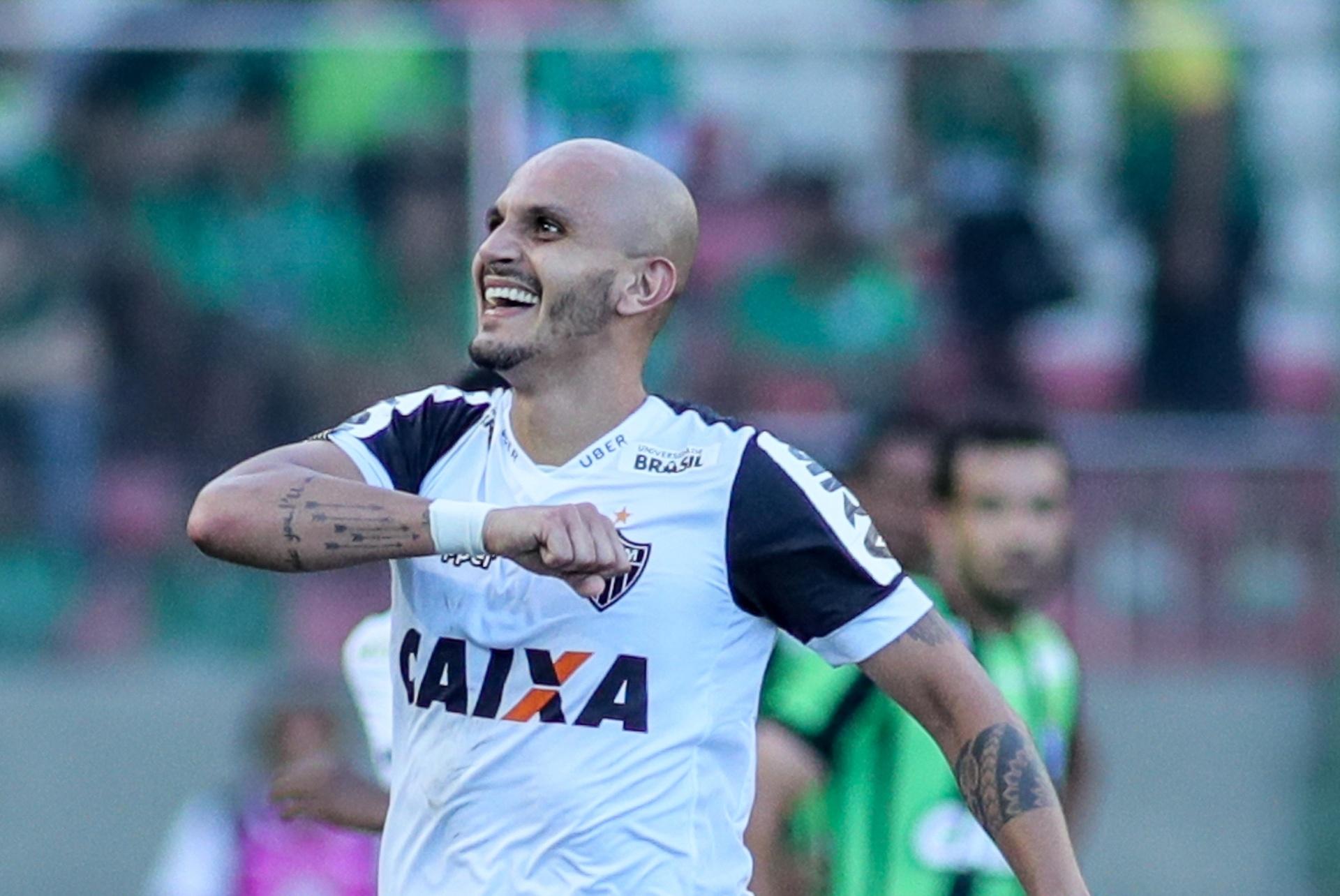 dde6cccbb2 Atlético-MG vence América-MG de novo e fará final do Mineiro com o Cruzeiro  - 25 03 2018 - UOL Esporte