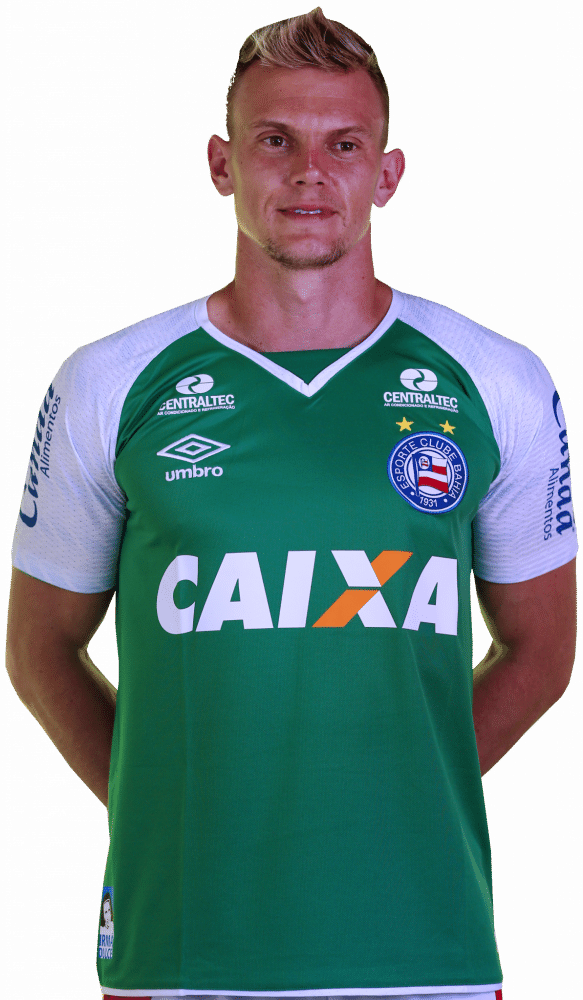 Douglas Alan Schuck Friedrich, goleiro do Bahia