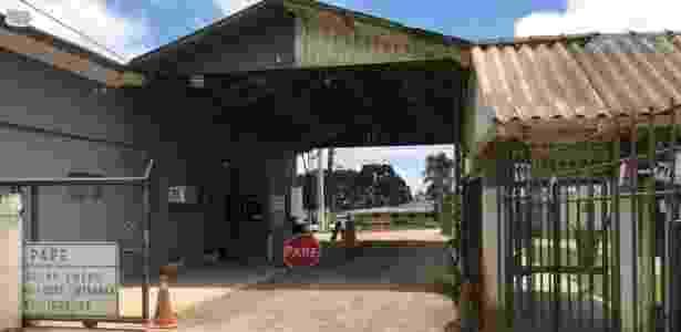 Allana e Cristiana estão presas na Penitenciária Feminina de Piraquara - UOL
