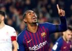 Barcelona libera Malcom para negociar com outros clubes, diz jornal - Alejandro García/EFE