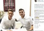 Athletico acerta com atacante argentino e descarta Felipe Gedoz para 2019 - Reprodução/Instagram