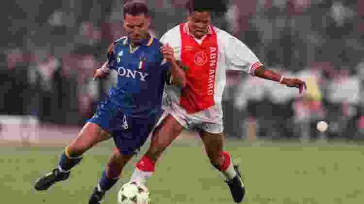 Ajax x Juventus final Champions 1996 - Tony Marshall/EMPICS via Getty Images - Tony Marshall/EMPICS via Getty Images