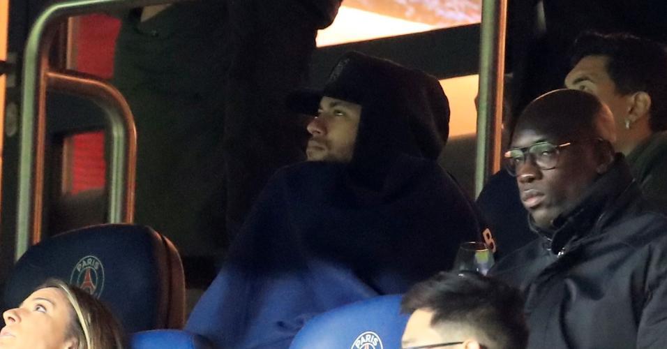 Neymar frio PSG Copa da França