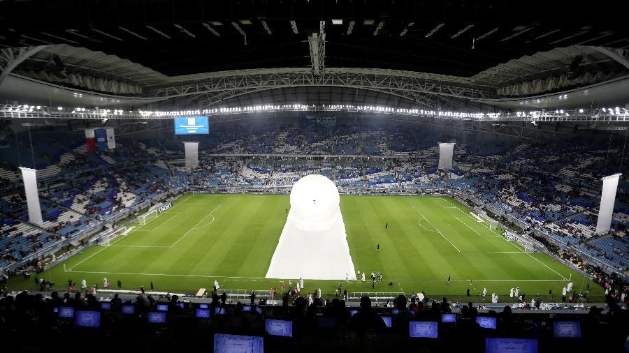 Al-Wakrah receberá jogos da Copa do Mundo de 2022 - REUTERS/Ibraheem Al Omari