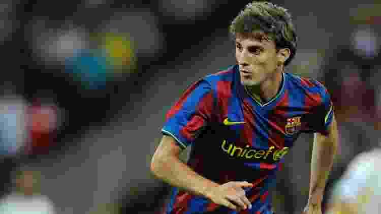 Henrique, no Barcelona - AMA/Corbis/Getty Images - AMA/Corbis/Getty Images