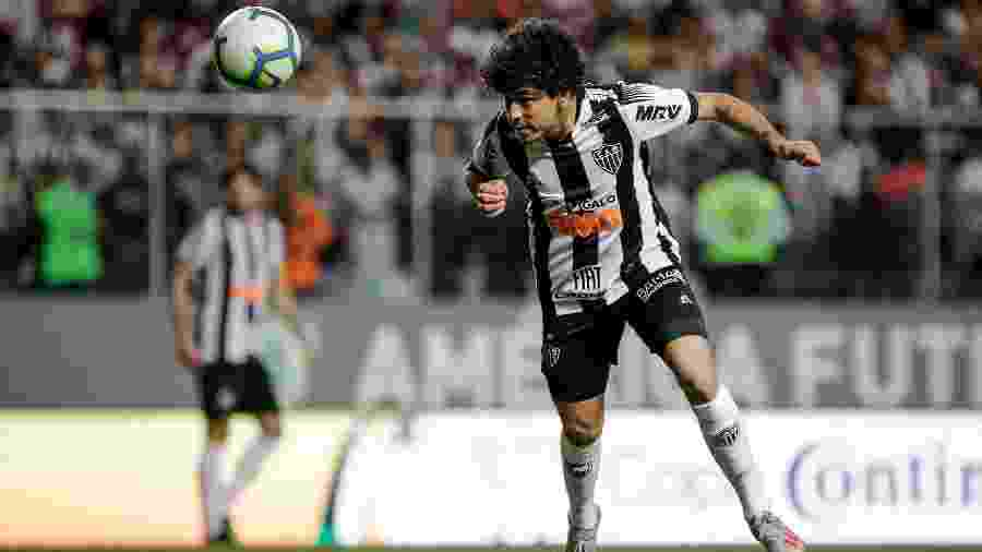 Luan, atacante do Atlético-MG, deve ser titular no jogo de hoje - Bruno Cantini/Atlético-MG