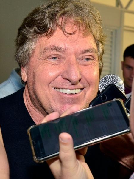 O empresário Saul Klein, acusado de aliciamento e estupro - Divulgação/Prefeitura de Araraquara
