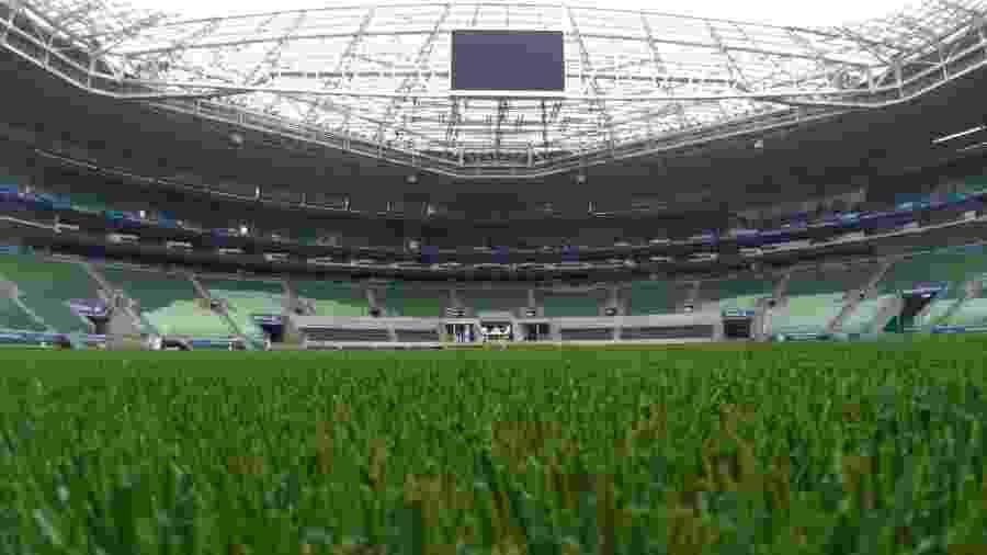 Allianz Parque, o estádio do Palmeiras, passa por uma crise financeira diante da crise do coronavírus - Divulgação/Allianz Parque