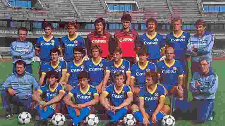 Hellas Verona-1985 - Reprodução - Reprodução