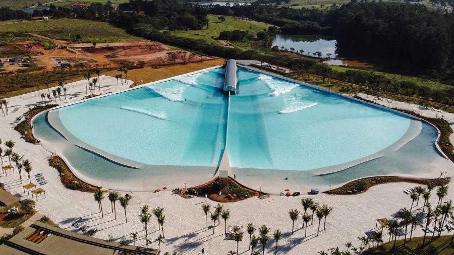 Praia da Grama - The One Sports Agency / Divulgação