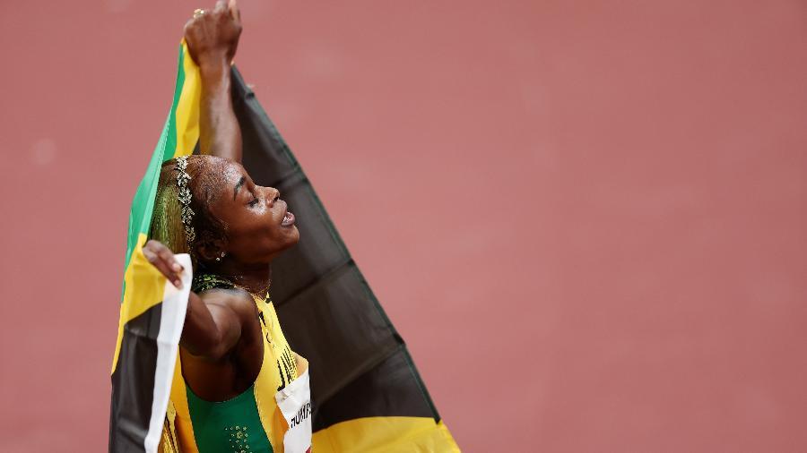 Atleta faturou duas medalhas de ouro nesta edição dos Jogos Olímpicos - Christian Petersen/Getty Images
