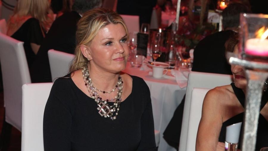 """Corinna Betsch, mulher de Michael Schumacher, falou sobre o ex-piloto no documentário """"Schumacher"""" - Gisela Schober/Getty Images"""