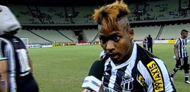 Marinho, do Ceará, pode se transferir para o Cruzeiro nesta segunda-feira