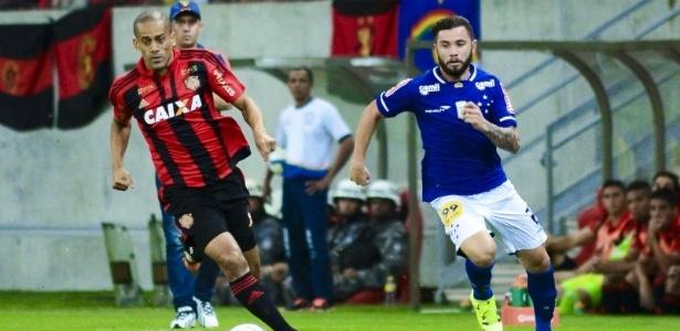 Negociações avançam e Mena deve ser emprestado pelo Cruzeiro ao Sport