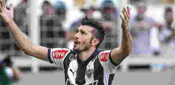 Dátolo promete brigar por lugar na equipe titular do Atlético-MG - Bruno Cantini/Clube Atlético Mineiro