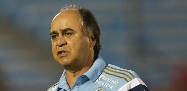 Palmeiras de Marcelo Oliveira está há quatro jogos sem vencer