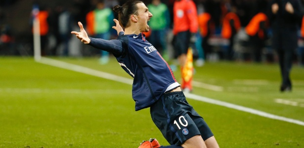 Sueco tem contrato até o fim da atual temporada com o Paris Saint-Germain