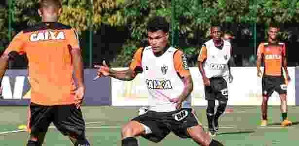 Júnior Urso vai ser titular do Atlético-MG após apenas dois treinos com os novos companheiros - Bruno Cantini/Clube Atlético Mineiro