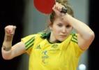 Australiana que nasceu com braço paralisado disputará Rio-16 em dose dupla - Divulgação/OTTF