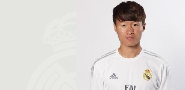 Lin Liangming é uma das maiores promessas do futebol chinês