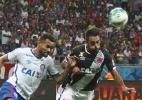 Jackson sente joelho e desfalca Bahia diante do Paraná - Carlos Gregório Jr/Vasco.com.br.