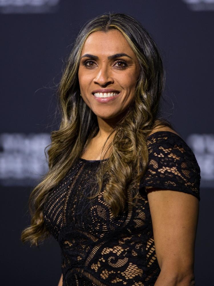 Marta foi finalista pela 12ª vez