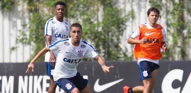 Gabriel fará sua estreia com a camisa do Corinthians