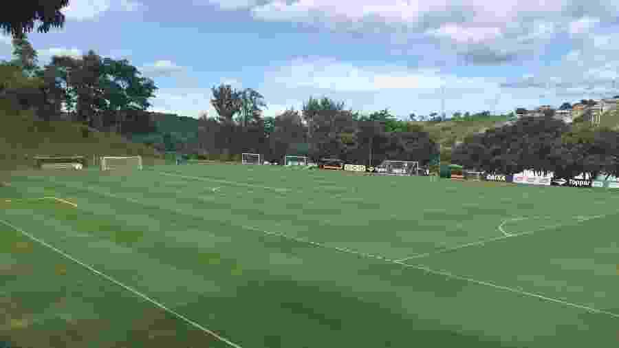 Cidade do Galo, segundo diretoria do Atlético-MG, tem todos os alvarás para funcionamento - Victor Martins/UOL Esporte
