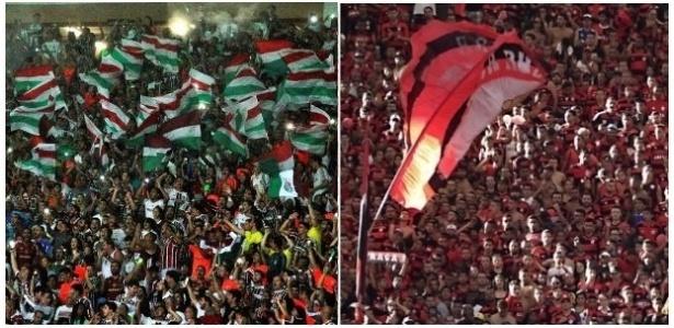 Torcedores de Flamengo e Fluminense estão mobilizados para a final da Taça Guanabara
