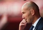 Zidane pede a contratação de um atacante para substituir Morata - Aitor Alcalde/Getty Images