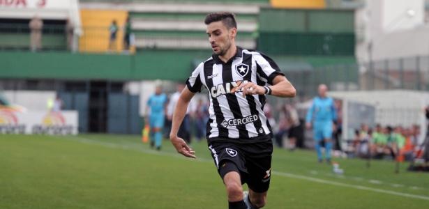 """Rodrigo Pimpão: rolou um """"apagão"""" no Botafogo"""