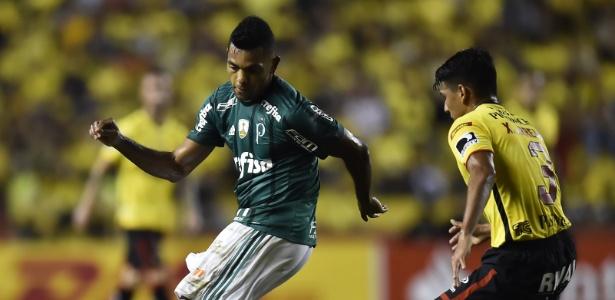 Borja teve atuação apagada e não aproveitou a nova chance dada por Cuca