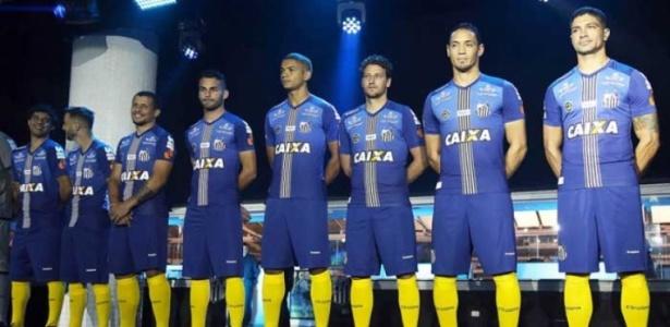 199c08066a291 Santos vai trocar de fornecedor e voltar com a Umbro após sete anos ...
