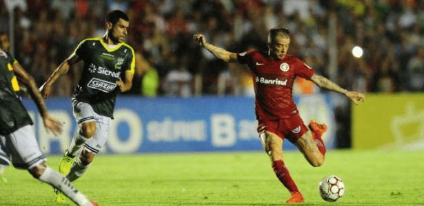D'Alessandro tenta joga em Luverdense e Internacional pela Série B