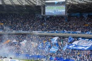 Cruzeiro muda o tom e fala em pagar dívida de cinco anos com o Mineirão (Foto: © Washington Alves/Light Press/Cruzeiro)