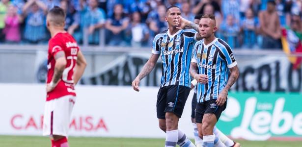 Até D'Alessandro admitiu surpresa com golaço de Jael. Mas Grêmio não viu assim