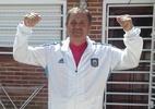 Ex-boxeador argentino passa mal e morre durante concurso de comer - mariomazazo.melo/Facebook