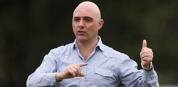 Mauricio Galiotte (foto) teve nova derrota em ação contra ex-jogador Emerson Sheik - Cesar Greco/Ag. Palmeiras/Divulgação
