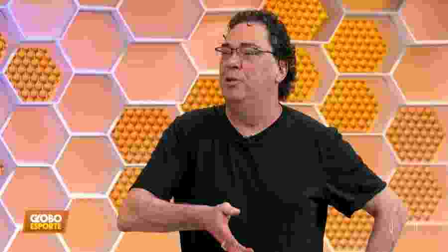 Walter Casagrande Jr. - Reprodução/TV Globo