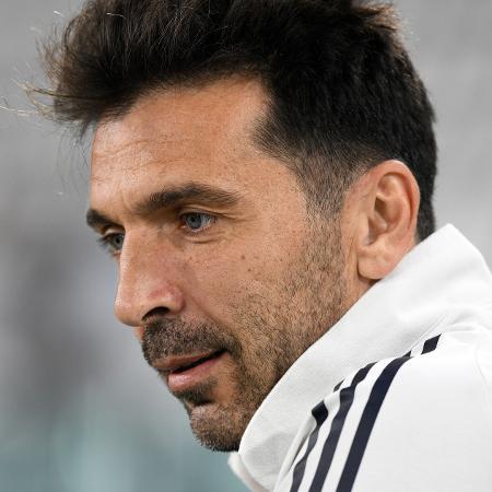 Buffon segue em atividade aos 43 anos - Juventus FC via Getty Images