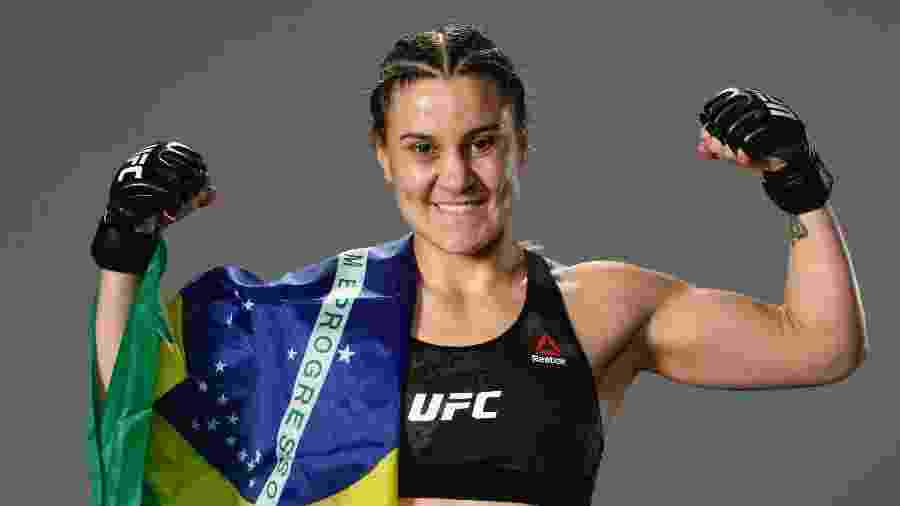 Jennifer Maia, lutadora de MMA - Mike Roach/Zuffa LLC via Getty Images
