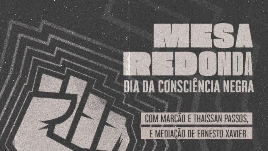 Fluminense utilizou canais oficiais para realizar ações afirmativas no Dia da Consciência Negra - Divulgação/Fluminense FC