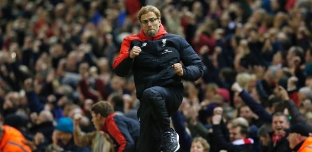 Técnico deixou o clube alemão e assumiu o Liverpool nesta temporada