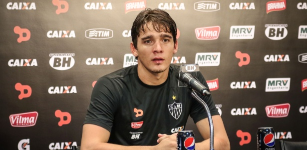 Uilson, goleiro do Atlético-MG