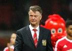 Por motivos familiares, Van Gaal cogita aposentadoria do futebol