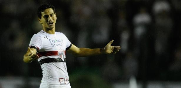 Sevilla será o terceiro clube na carreira profissional de Paulo Henrique Ganso