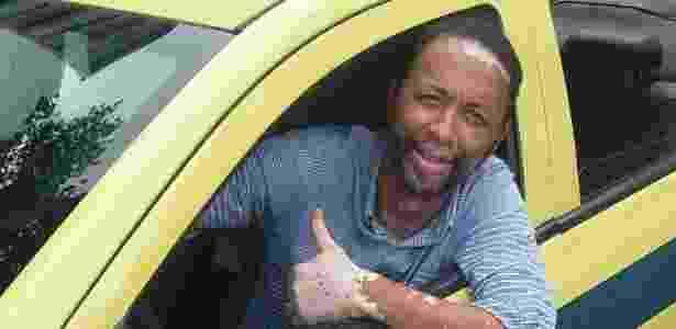 Ronald foi campeão brasileiro pelo Fluminense em 1995 - Reprodução/ArquivoPessoal