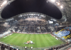 Torcedor é hospitalizado após acidente no estádio do Olympique, na França - Reprodução/Olympique de Marseille